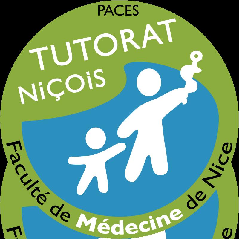 Logo du tutorat niçois de médecine