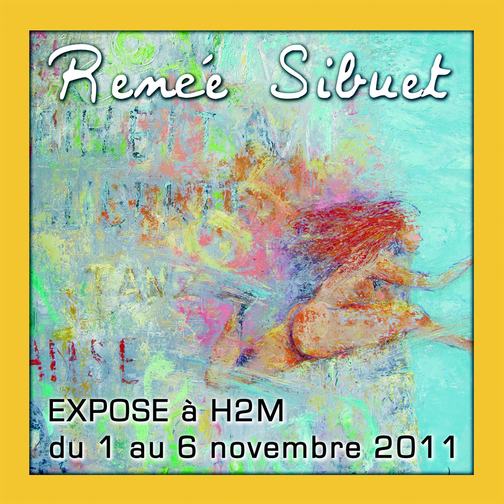 Exposition Renée Sibuet